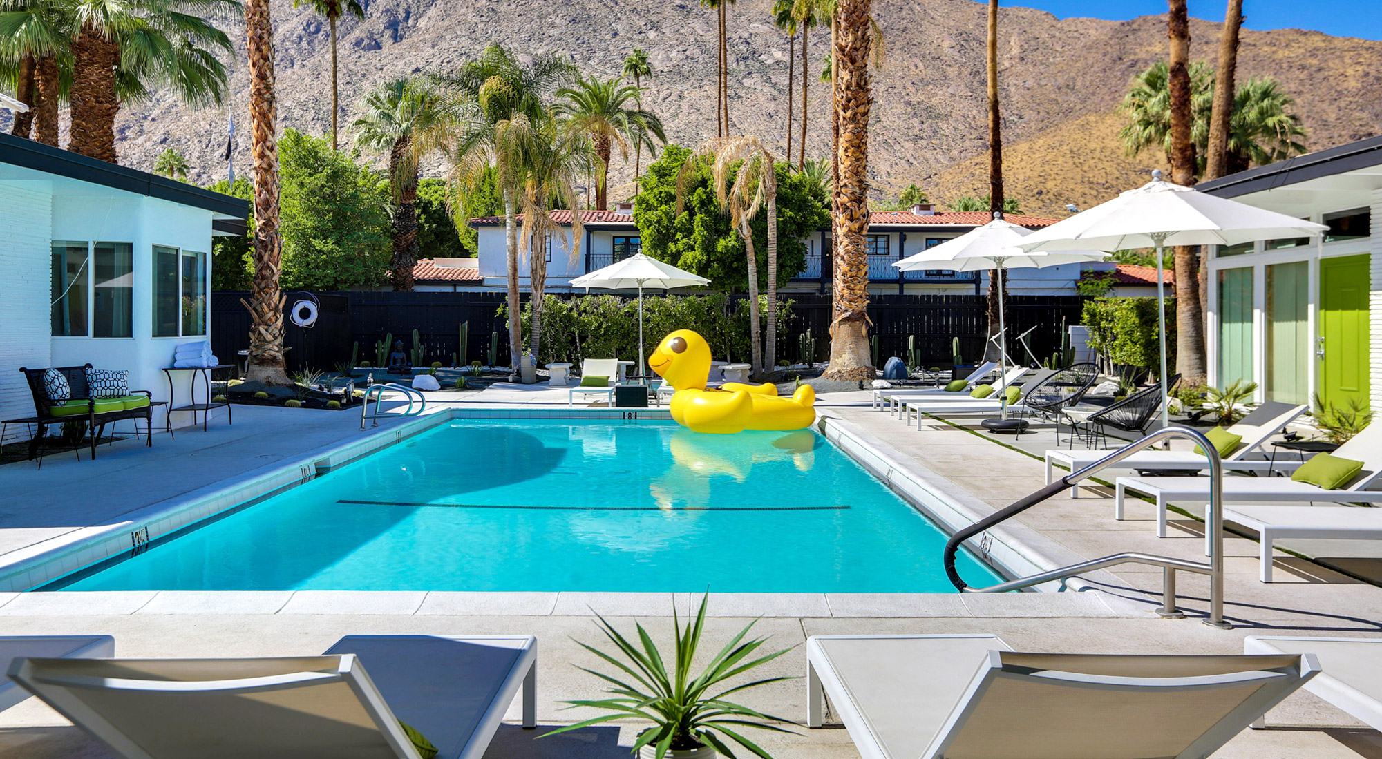Palm Springs Hotels >> The Three Fifty Hotel Palm Springs The Three Fifty Hotel